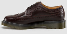 Load image into Gallery viewer, 3989 Brogue Merlot - Made in England (burgundy)