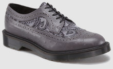 Load image into Gallery viewer, 3989 Paisley - Made in England (grey)