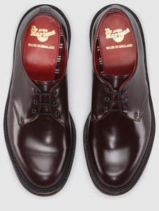 Euro Plus Calf - Made in England (burgundy)