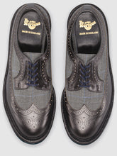 Load image into Gallery viewer, 3989 Pewter & Grey Brogue - Made in England