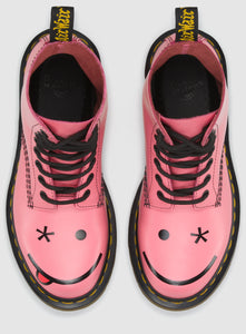 Hincky Boot (acid pink)