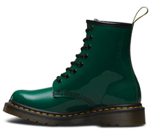 Load image into Gallery viewer, 1460 PATENT LEATHER BOOT (forest)