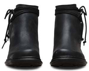 Shelby Leather Boots (blk)
