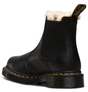2976 FUR-LINED LEONORE WYOMING CHELSEA BOOT