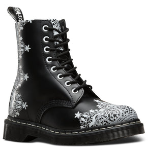 1460 Lace Boot (blk)