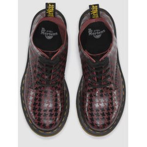 PINA Houndstooth (black/cherry)
