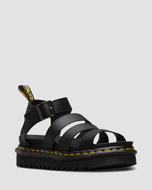BLAIRE HYDRO GLADIATOR SANDALS (black)