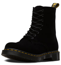 Load image into Gallery viewer, 1460 Pascal Velvet Boot (blk)