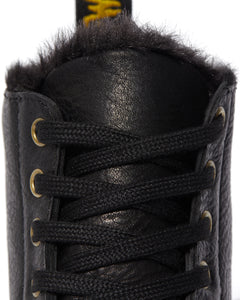 1460 Pascal Men's Faux Fur Lined Lace Up Boots