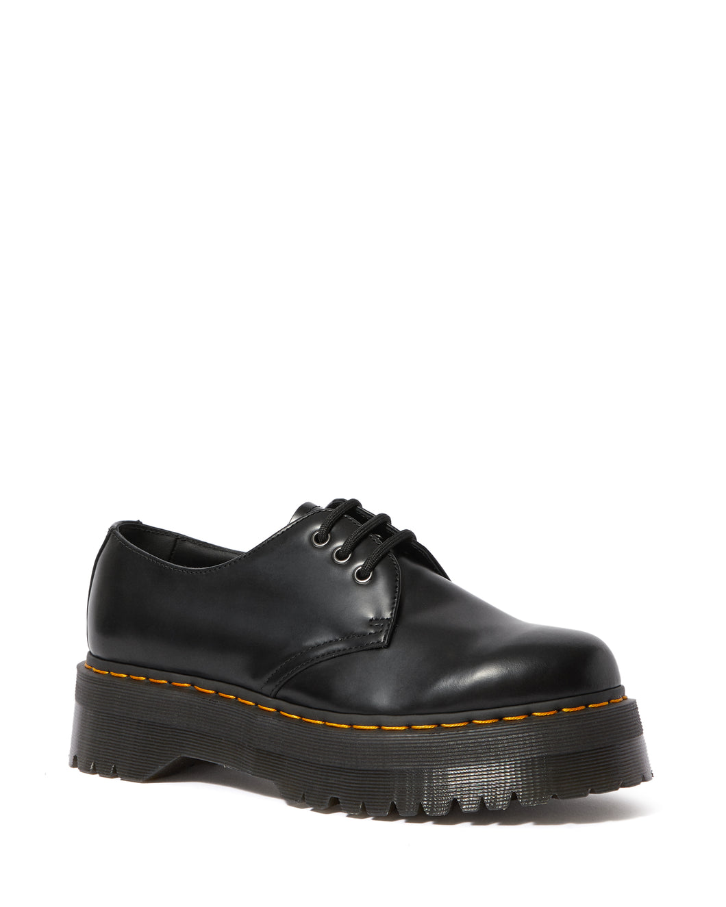 1461 Smooth Leather Platform
