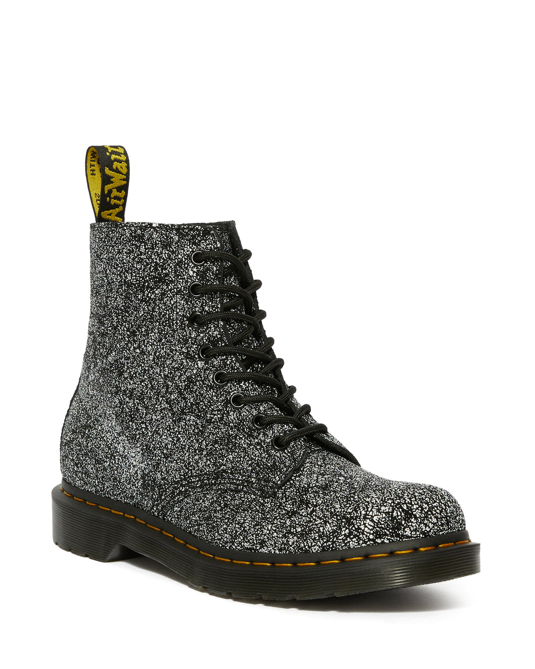 1460 PASCAL LEATHER SPLATTER PRINT BOOTS