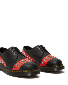 1461 LEATHER STUDDED OXFORD