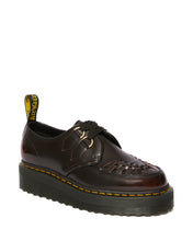 Load image into Gallery viewer, Sidney Arcadia Leather Creeper (cherry)
