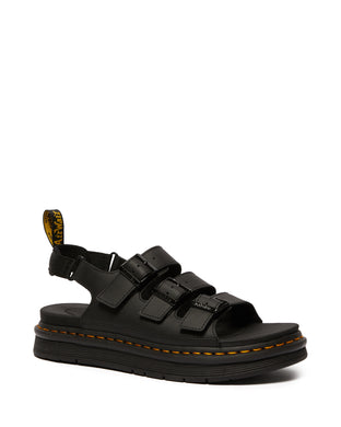 SOLOMAN MEN'S LEATHER STRAP SANDAL