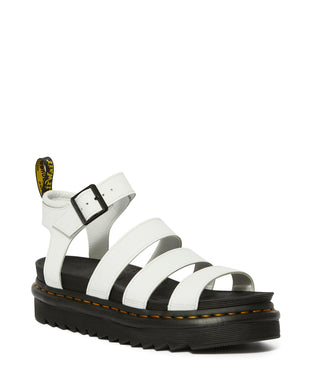 BLAIRE HYDRO GLADIATOR SANDALS (white)