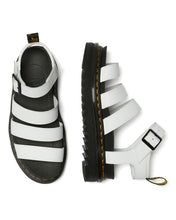 Load image into Gallery viewer, BLAIRE HYDRO GLADIATOR SANDALS (white)