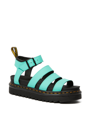 BLAIRE HYDRO GLADIATOR SANDALS (peppermint green)