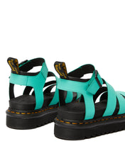 Load image into Gallery viewer, BLAIRE HYDRO GLADIATOR SANDALS (peppermint green)