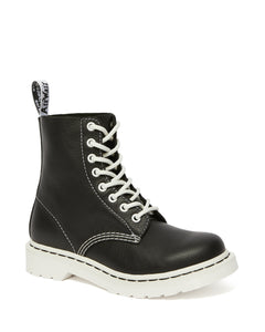 1460 Pascal Virginia B&W UP Boots (blk)