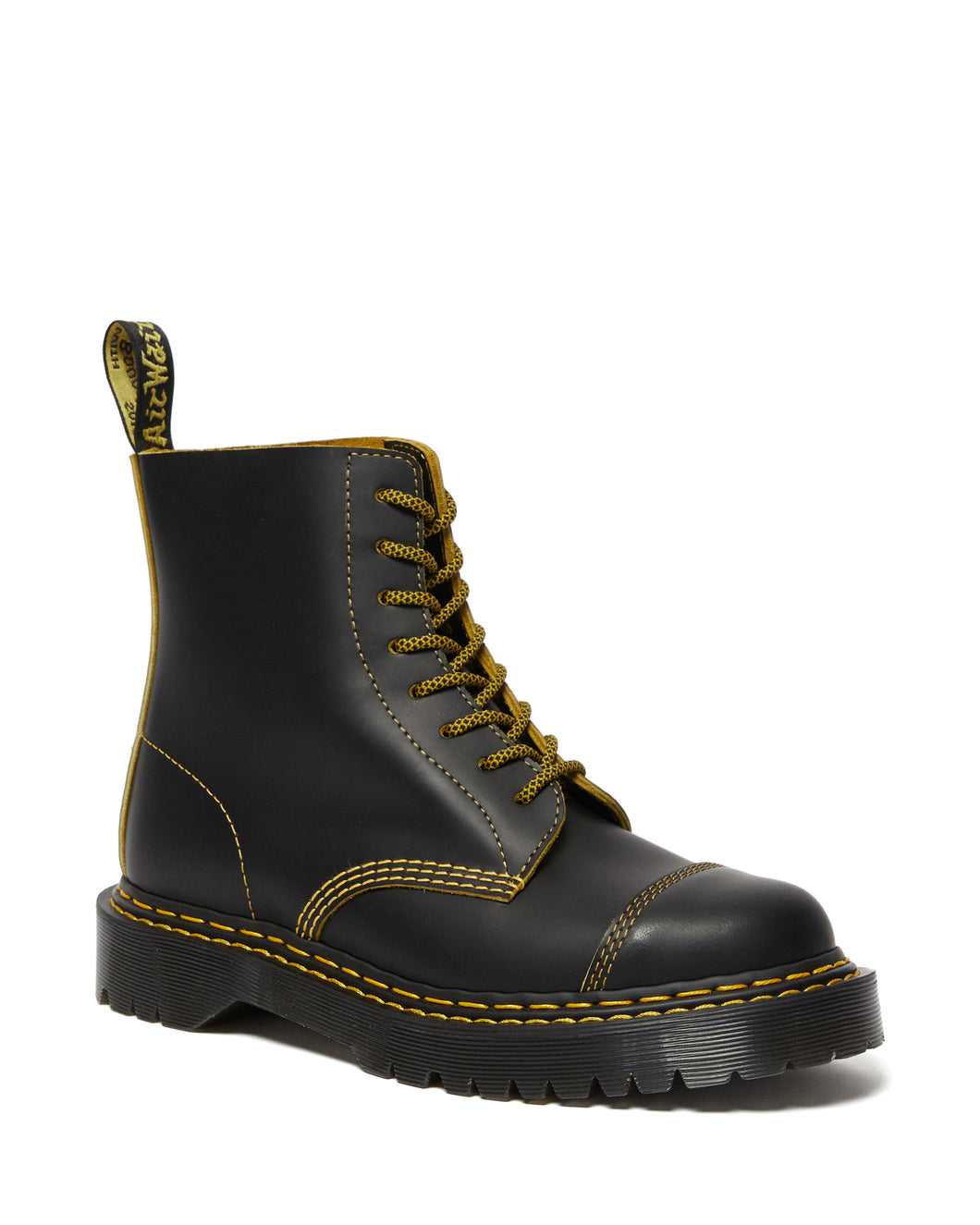 1460 PASCAL DOUBLE STITCH LEATHER BOOTS