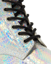 Load image into Gallery viewer, 1460 PASCAL SNAKE METALLIC SUEDE