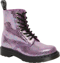 Load image into Gallery viewer, 1460 PASCAL SNAKE METALLIC SUEDE (purple)