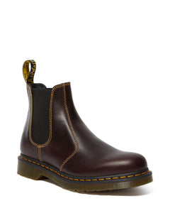 2976 ATLAS LEATHER CHELSEA BOOT (oxblood)