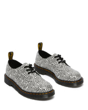 Load image into Gallery viewer, 1461 Keith Haring Oxford Shoes (black & white)