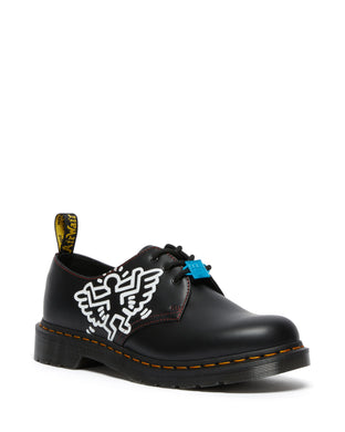 1461 Keith Haring Oxford Shoes (black)
