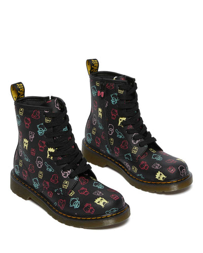 HELLO KITTY & FRIENDS LACE UP BOOTS