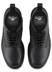 1460 PEBBLE - Made in England (black)