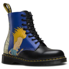 Load image into Gallery viewer, 1460 BEAVIS & BUTTHEAD Pascal London (black & blue)