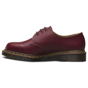1461 VINTAGE - Made in England (oxblood quilon)