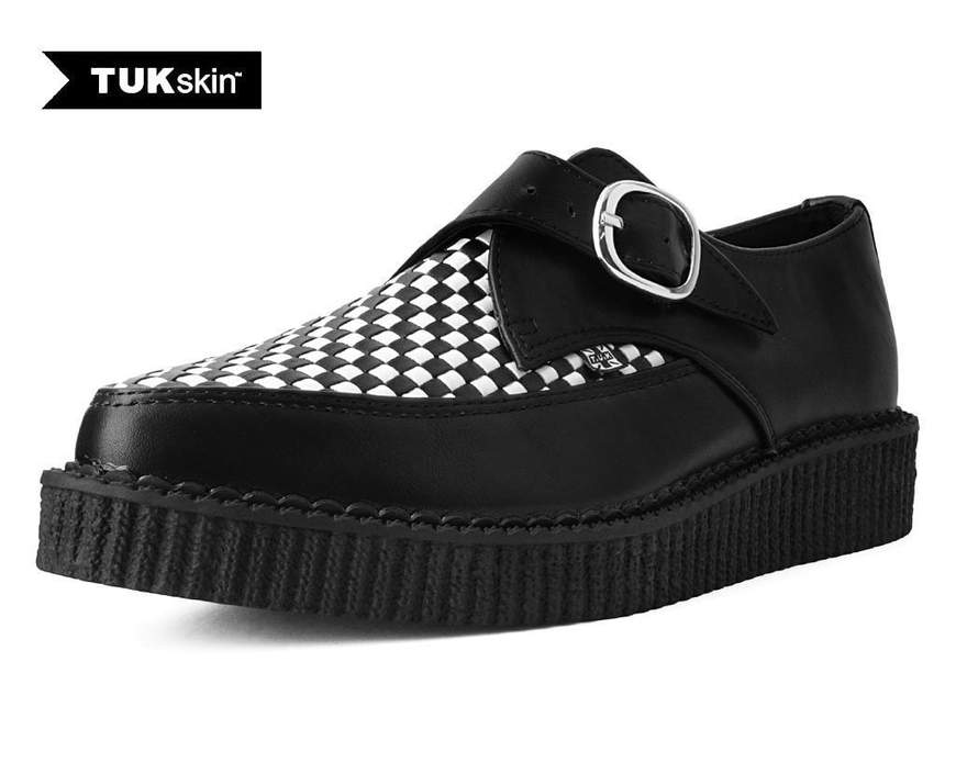Woven Buckle Pointed Creeper