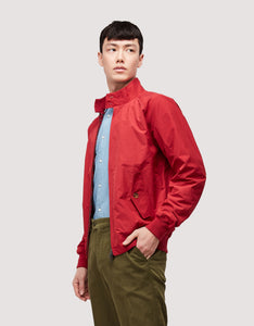 Baracuta G9 Harrington (dark red)