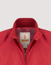 Load image into Gallery viewer, Baracuta G9 Harrington (dark red)