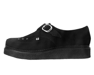 Black Suede 1970 Pointed Original Creeper