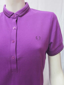 Amy Winehouse Shirt by Fred Perry (hyacinth)