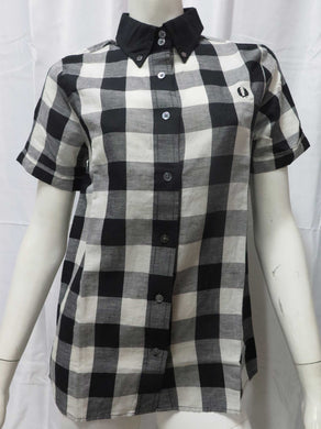 Amy Winehouse Button Down Shirt