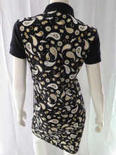 Load image into Gallery viewer, Amy Winehouse Shirt Dress (blk)