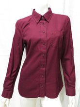 Load image into Gallery viewer, Button-Down L/S Shirt (tawny port)