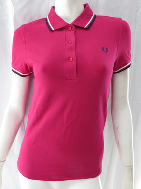 Polo Shirt (cerise)