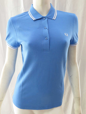 Polo Shirt (vibrant blue)