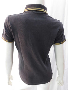 Polo Shirt (charcoal marl)