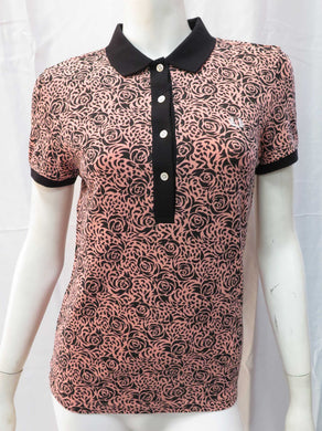 Rose Leopard Print Shirt