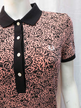 Load image into Gallery viewer, Rose Leopard Print Shirt
