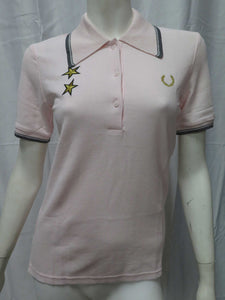 Star Embroidered Shirt by Bella Freud (quartz)