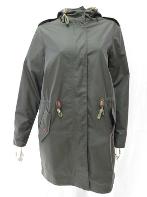 Fishtail Parka (hunting green)