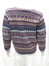 Load image into Gallery viewer, Fairisle Cardigan