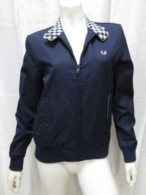 Harrington Jacket (carbon blue)